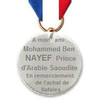 AA Médaille